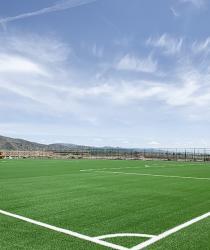 Dự án sân cỏ Trung tâm đào tạo Bóng đá Quốc gia miền Bắc ( Trung Quốc)